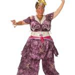 Rytme Dorthe er et festligt alternativ til den traditionelle sang.