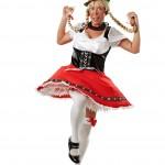 Jodle Heidi er et festligt indslag til 18, 25, 30, 40, 50, 60, 70, 80 års fødselsdag
