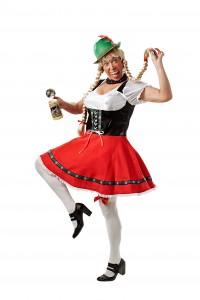 Med Jodle Heidi fra Bambino Booking er festen sikret underholdning med lattergaranti