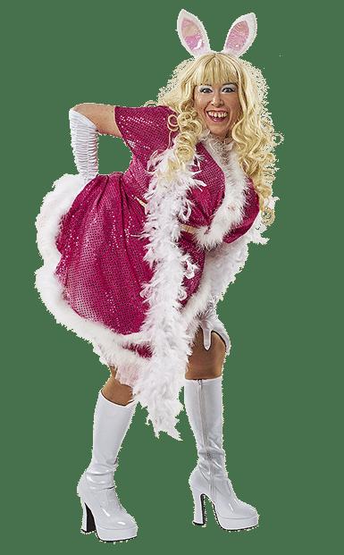 Underholdning til konfirmation, bryllup, firmafest, julefrokost, fødselsdage med Stripper Åse